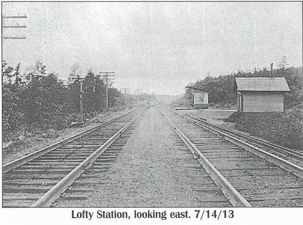 Lofty Station, Pa.